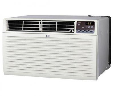 LG LT081CER 8,000 BTU THRU-THE-WALL AIR CONDITIONER WITH REMOTE FACTORY REFURBISHED (FOR USA )