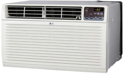 LG LT121CNR 12,000 BTU THRU-THE-WALL AIR CONDITIONER WITH REMOTE FACTORY REFURBISHED (FOR USA)