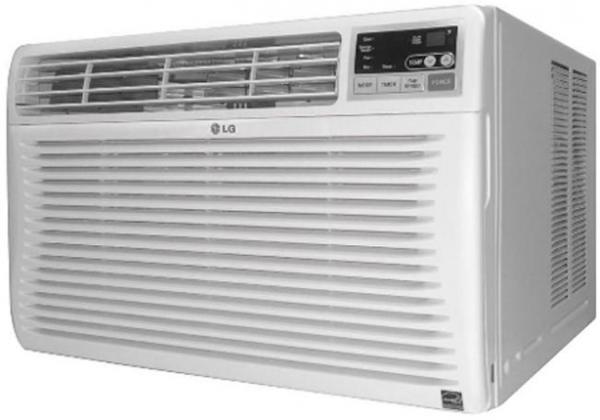 Lg lw1510er 15 000 btu window air conditioner with remote for 15 000 btu window air conditioner