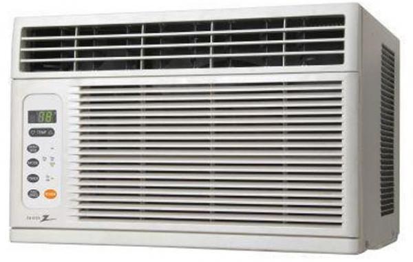 Zenith Zw6500r 6 000 Btu Window Air Conditioner Factory