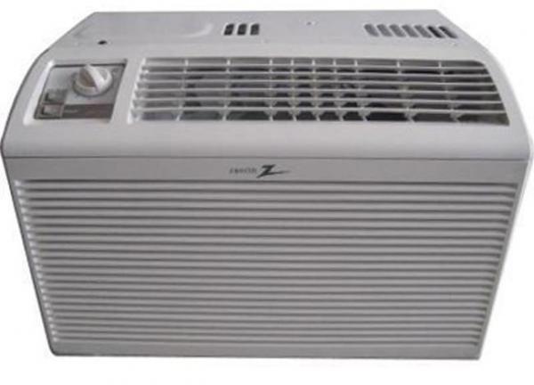 zenith zw5000 btu window air conditioner factory refurbished for usa