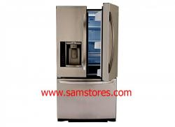 LG LFX25974ST 24.7 CU. FT. FRENCH DOOR REFRIGERATOR STAINLESS STEEL FACTORY REFURBISHED (FOR USA )