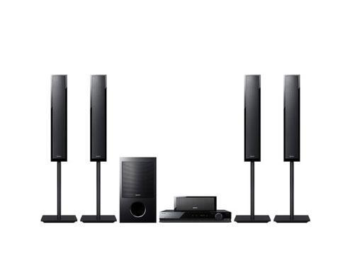 Sony Davtz715 4 Tower Speaker Home Theater System For 110 220 Volts 220 Volt Applianc