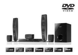 PANASONIC SCXH73 REGION FREE HOME THEATER SYSTEM FOR 110-240 VOLTS