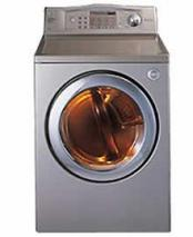 LG DLG5932S 7.3 Cu. ft. Gas Dryer Titanium FACTORY REFURBISHED (FOR USA)