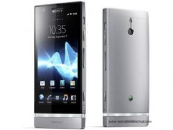 SONY LT22I XPERIA P ANDROID 3G GPS QUAD BAND UNLOCKED PHONE (SILVER)