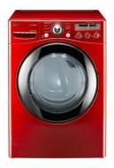 LG DLGX4071V 7.4 cu. ft. Ultra Large Capacity Gas SteamDryer FACTORY REFURBISHED)(FOR USA)