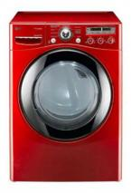 LG DLGX2451R 7.3 CU. FT. STEAM GAS DRYER FACTORY REFURBISHED (FOR USA)