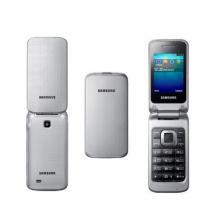 SAMSUNG C3520 QUADBAND UNLOCKED PHONE (Silver, Grey, Black, Pink)