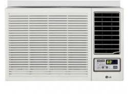LG LW1810HR 18,000 BTU Window Air Conditioner with Heating Option and Remote FACTORY REFURBISHED (FOR USA)