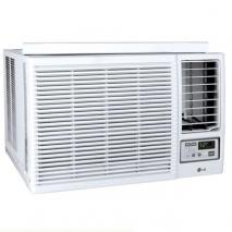 LG LW2410HR 24,000 BTU Window Air Conditioner with Heating Option and Remote FACTORY REFURBISHED (FOR USA)