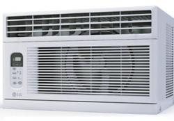 LG LWHD8008R 8,000 BTU WINDOW AIR CONDITIONER WITH REMOTE FACTORY REFURBISHED (FOR USA ONLY)