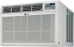 LG LWHD2500ER 25,000 BTU WINDOW AIR CONDITIONER WITH REMOTE FACTORY REFURBISHED (FOR USA)