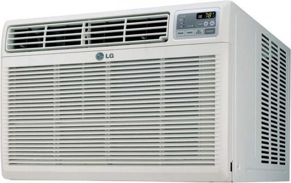 LG LWHD2500ER 25000 BTU WINDOW AIR CONDITIONER WITH REMOTE FACTORY