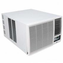 LG LWHD2400HR 24,000 BTU WINDOW AIR CONDITIONER WITH HEATING OPTION AND REMOTE FACTORY REFURBISHED (FOR USA)