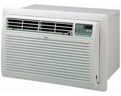 LG LT1210CR 12,000 BTU THRU-THE-WALL AIR CONDITIONER WITH REMOTE FACTORY REFURBISHED (FOR USA )