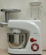 MULTISTAR MSM908WH WHITE MULTI FUNCTION STAND MIXER 220-240 VOLT
