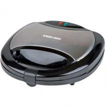 Black and Decker TS2080 2 Slot Sandwich Maker/Grill 220V