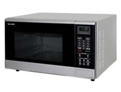 SHARP R369 Touch Control Microwave Oven 220 voltage