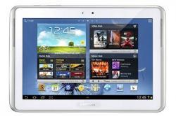 SAMSUNG GALAXY NOTE N8000 10.1 16GB QUAD BAND GSM TABLET PHONE (White)