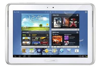 SAMSUNG GALAXY NOTE N8000 10.1 16GB QUAD BAND GSM TABLET PHONE (White)