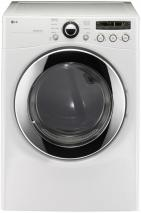 LG DLG2351W 7.3 CU. FT. FRONT LOAD GAS DRYER FACTORY REFURBISHED (FOR USA)