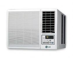 LG LWHD1200HR 12,000 BTU WINDOW AIR CONDITIONER WITH HEATING OPTION AND REMOTE (FACTORY REFURBISHED FOR USA)