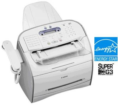 Canon CA-L170INT FAXPHONE Laser Fax-Printer 220-240 Volt 50 Hz