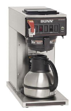bunn cwatc commercial coffee makers for