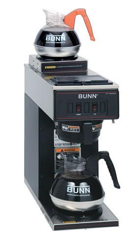 Bunn Vp17a 2133000015 Commercial Coffee Makers For 230v 50 60hz