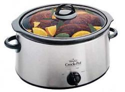 CROCKPOT 37401 Crock Pot / Slow Cookers for 220Volt