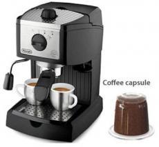 DeLonghi DEEC155 Espresso & Cappuccino Makers for 230-240 Volt/ 50-60 Hz