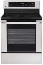LG LRE3012ST 5.6 cu. ft. Electric Range Stainless Steel FACTORY REFURBISHED (FOR USA )