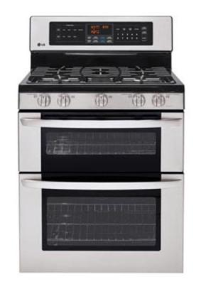 LG LDG3016ST 6.1 cu. ft. Gas Double Range FACTORY REFURBISHED (FOR USA )