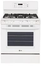 LG LRG3093SW 5.4 cu. ft. Gas Range FACTORY REFURBISHED (FOR USA)