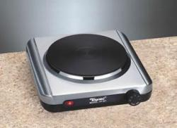 EWI THP601 Single Hot Plate for 220-240Volt 50/60Hz
