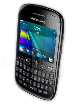 BlackBerry 9220 Curve RIM Quadband 3G GPS Unlocked Phone