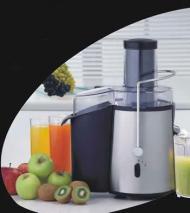 EWI TPJ380 Juice Extractor for 220-240Volt 50-60Hz
