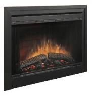 BIONAIRE BEF5000 Fireplace FOR 220 VOLT