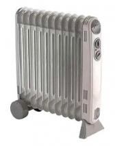 BIONAIRE BOH2502 Oil Filled Radiator 220 VOLTS