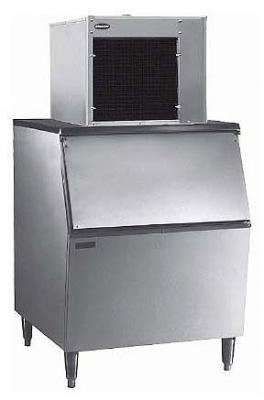 Follett  FOTMFE425ABTINT MF400 series flake ice machine 220 VOLTS (NOT FOR USA)