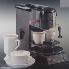Braun KFE300 Espresso-Cappuccino maker