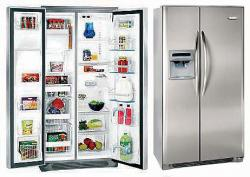 Frigidaire GPSZ25V9FS Side By Side Refrigerator