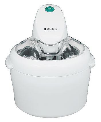 Krups F358 Ice Cream Maker 220 Volts Appliances 110 220
