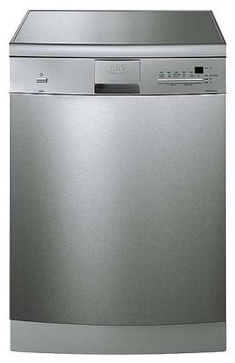 AEG F50870-M stainless steel dishwasher
