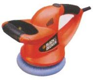 "Hitachi SAT180 220 Volt 50HZ - Sander Polisher 180mm (7""), 2 applications"