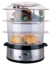 EWI EXT981ES food steamer for 220-240 Volt