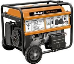 Defort DE-DPG4501N Generators 230 Volt ,50 Hz (Germany) 4000 - 4500 WATTS