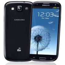 Samsung I9305 Galaxy S III LTE Android Unlocked GSM Phone (SIM Free): BLACK