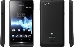 Sony ST23I Xperia miro 3G Android QUADBAND GSM Unlocked Phone (SIM Free)